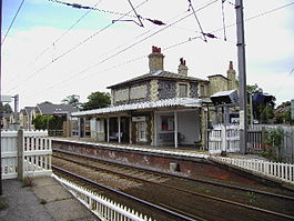 Shelford station