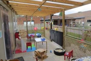 Preschool shelter