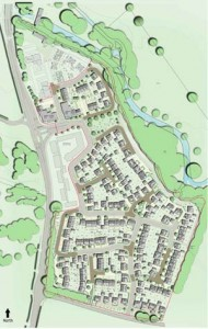 image courtesy of SCDC planning application S/1152/12/RM