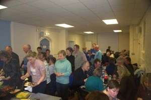 Village Hall quiz night