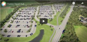 Proposed Foxton Travel Hub